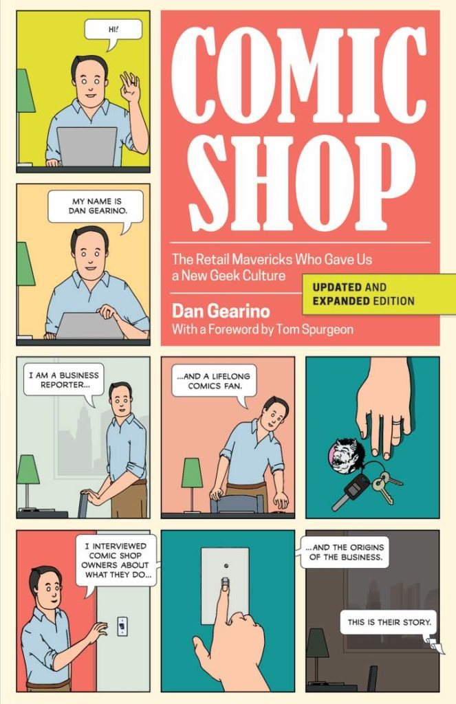 Comic-shop